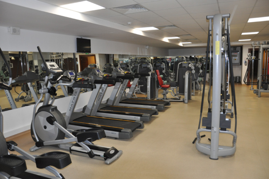 Fitness spa volley hotel stanbul for Ceresio 7 gym spa